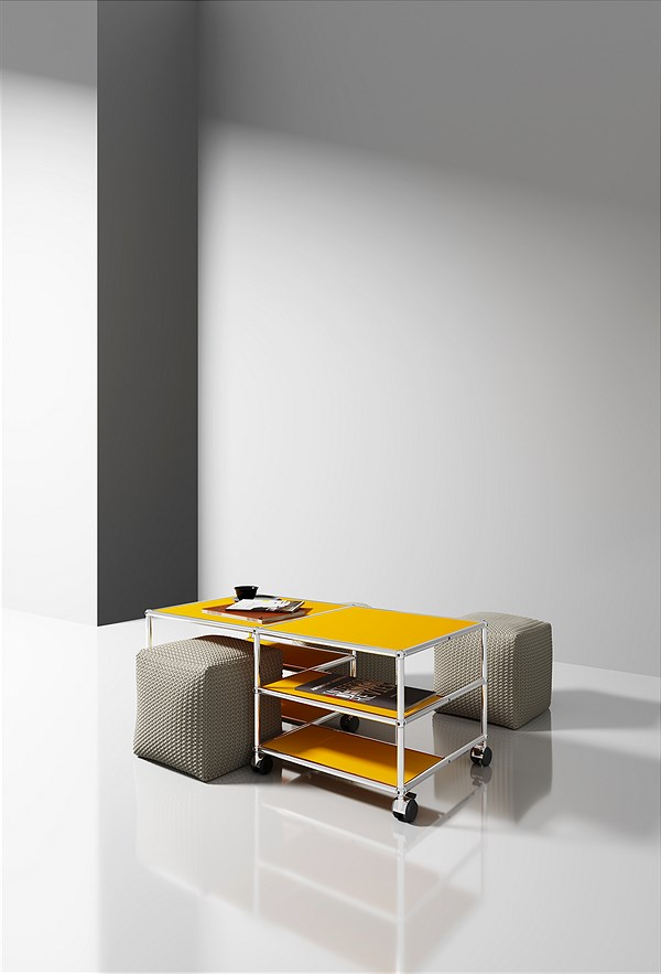 USM Solutions side table